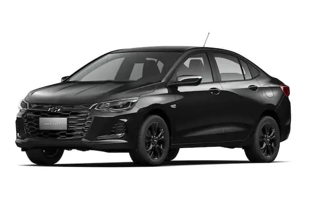 Chevrolet onix 2021 lateral esquerda 1