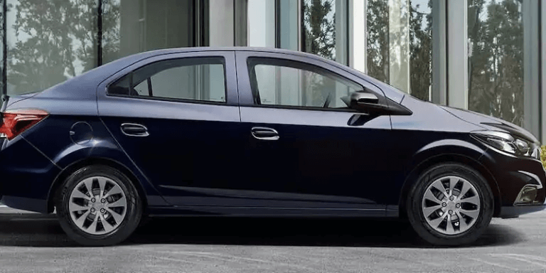Chevrolet prisma PCD