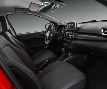 FIAT Cronos 2021 interior