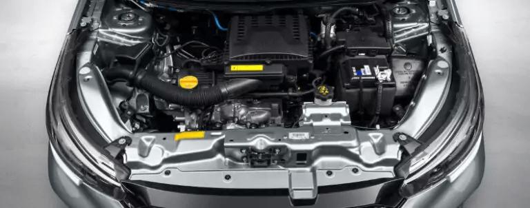 FIAT Cronos 2021 motor