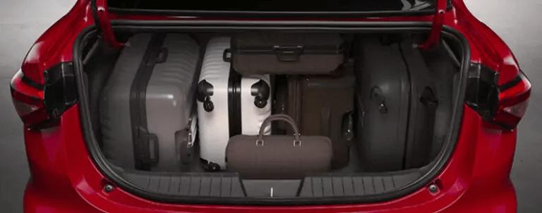 FIAT Cronos 2021 porta malas