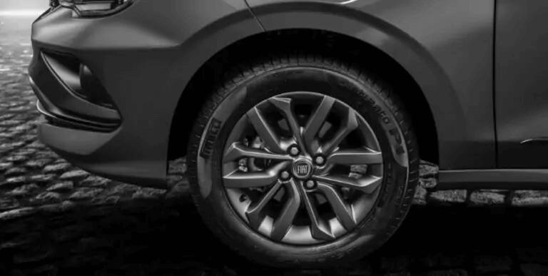 FIAT Cronos 2021 rodas