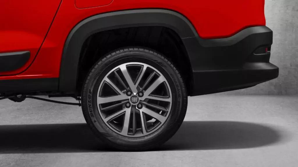 FIAT Strada 2021 rodas