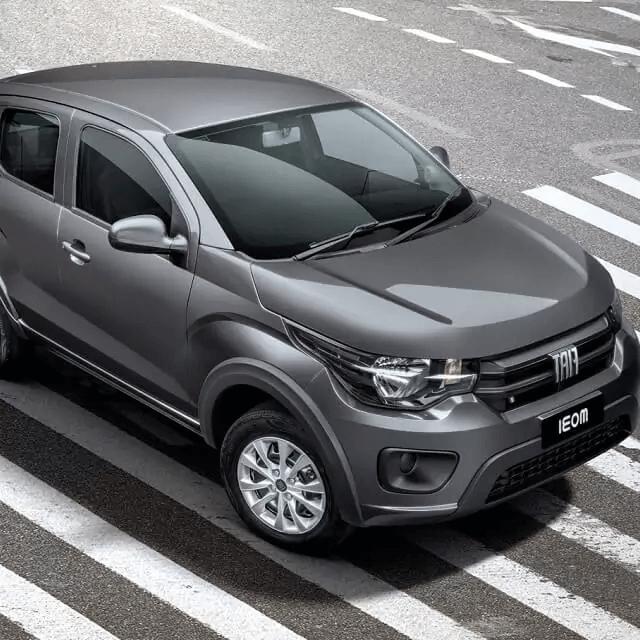 Fiat Mobi 2021: Fotos, Preços, Motor, Versões e Ficha Técnica