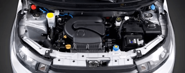 Fiat Mobi 2021 motor