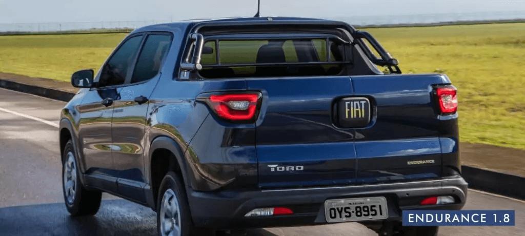 Fiat Toro 2021 traseira