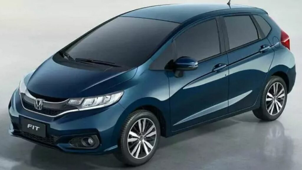 Honda Fit 2021 Destaque, Honda Fit 2021: Fotos, Preços, Motor, Versões e Ficha Técnica