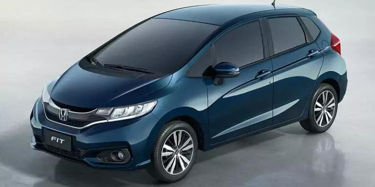 Honda Fiti 2021 Destaque