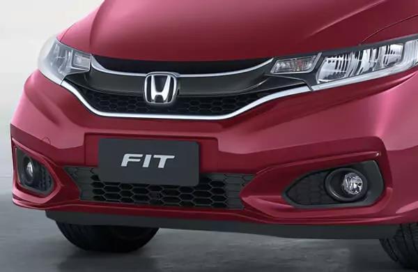 Honda Fiti 2021 capa