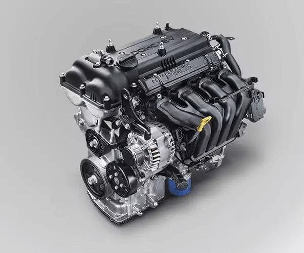 Hyundai Creta 2021 motor