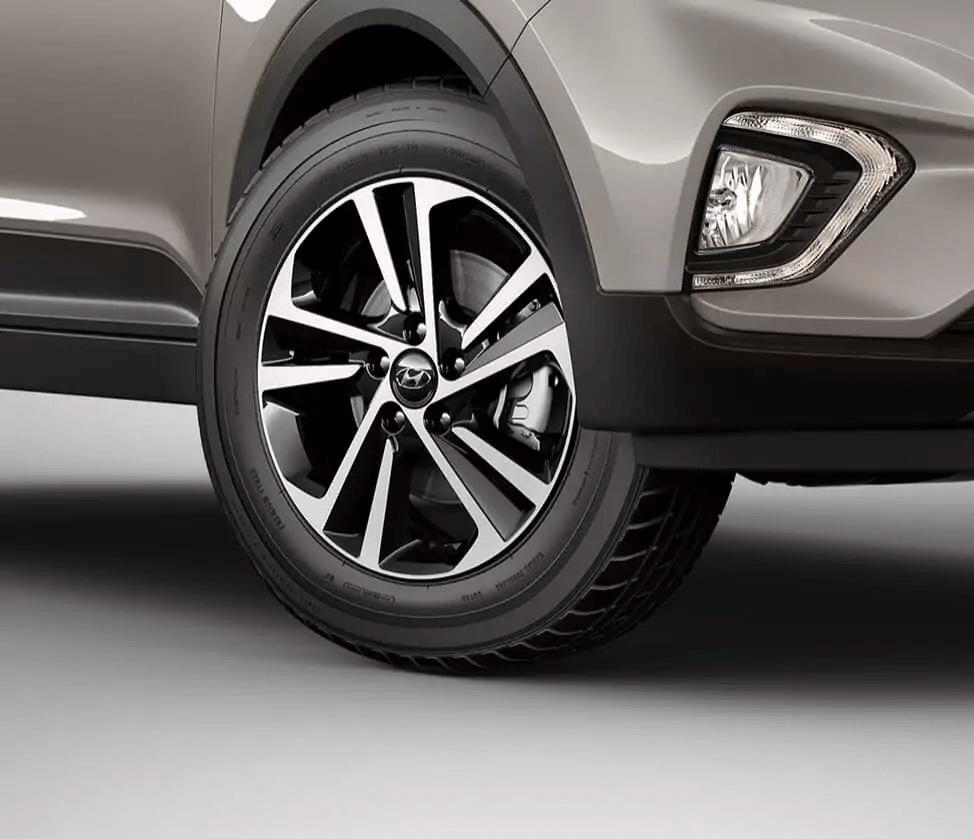 Hyundai Creta 2021 rodas