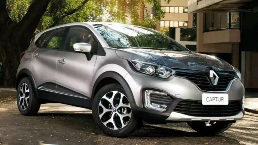 Renault Captur 2021 Destaque