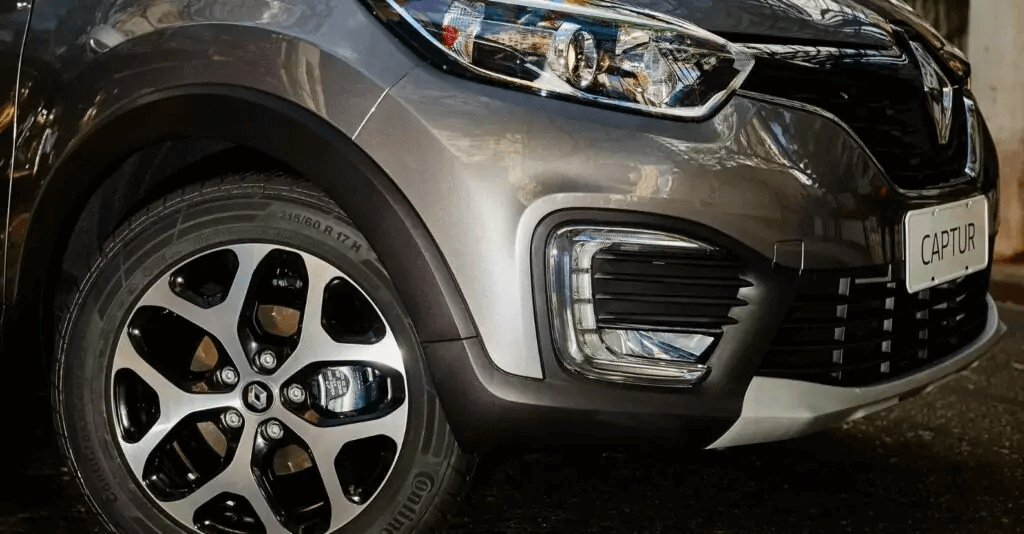 Renault Captur 2021 rodas