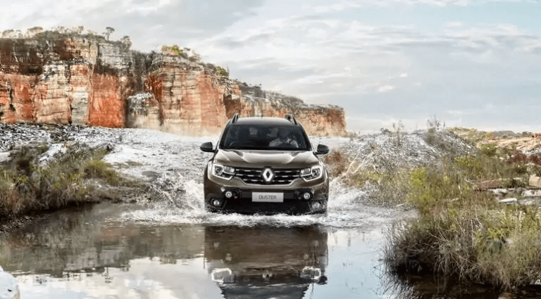 Renault Duster 2021 frente