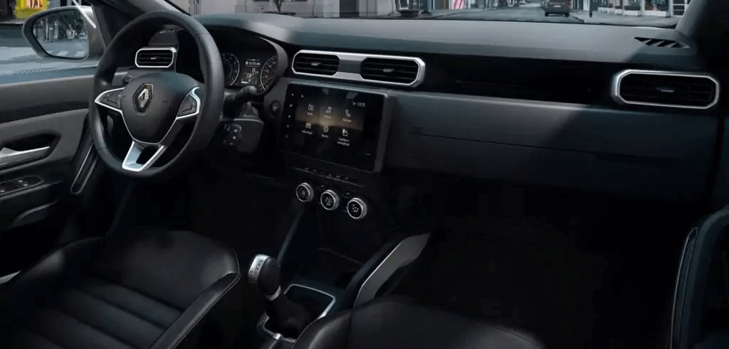 Renault Duster 2021 painel