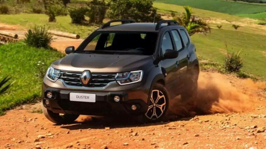 Renault Duster Destaque
