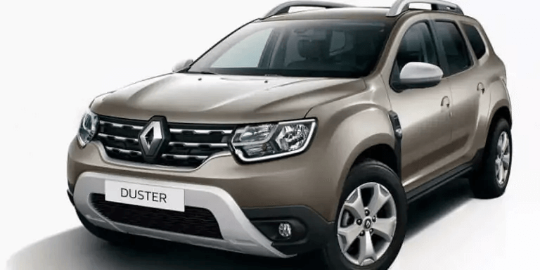 Renault Duster PCD