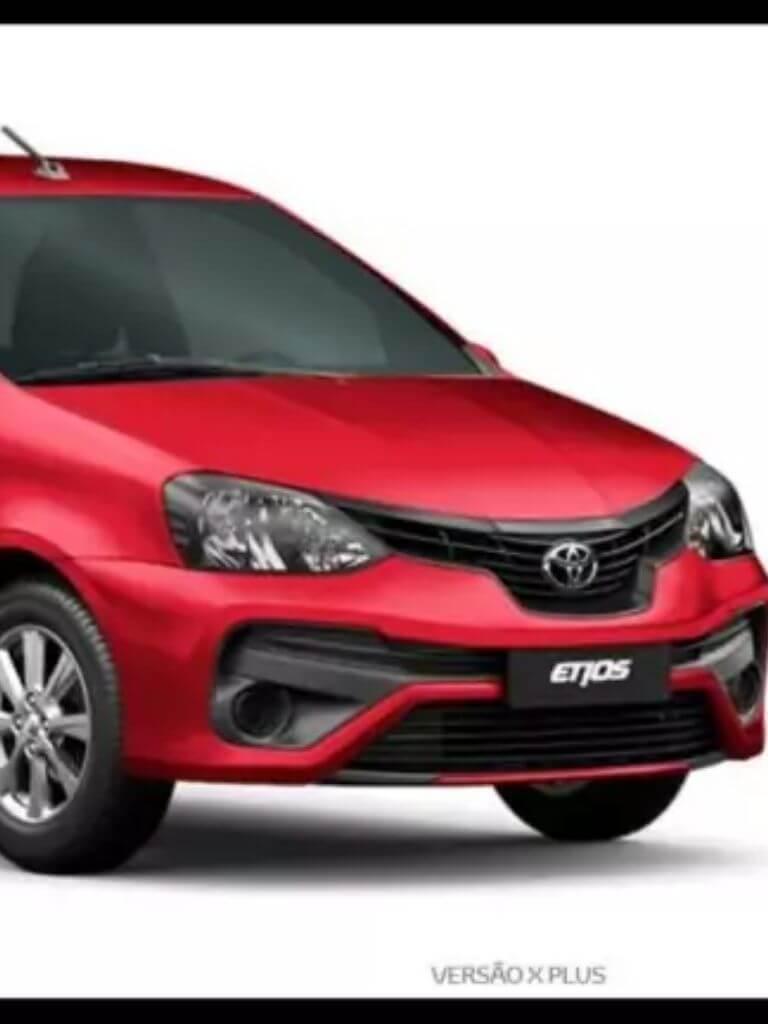 Toyota Etios 2021: Fotos, Preços, Versões e Ficha Técnica