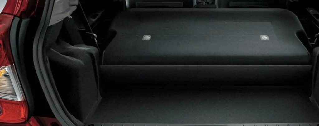 Toyota Etios 2021 porta malas