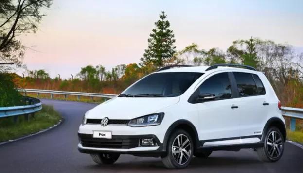 VW FOX 2021 frente
