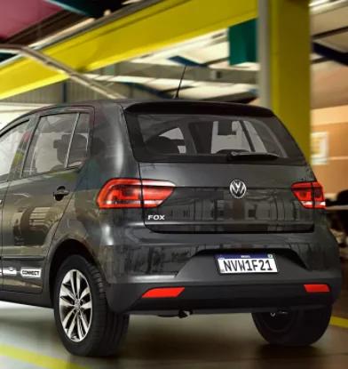 VW FOX 2021 traseira