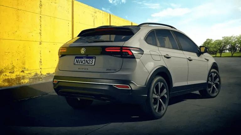 VW Nivus 2021 traseira direita
