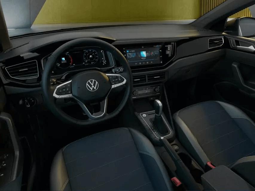 VW Nivus 2021 visão painel