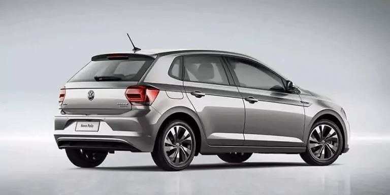 VW Polo 2021 Lateral Direita