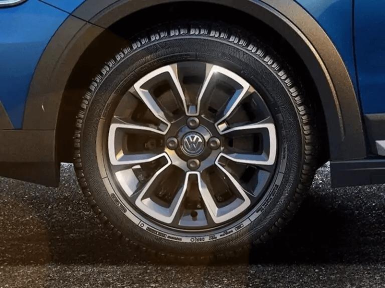 VW Saveiro 2021 rodas
