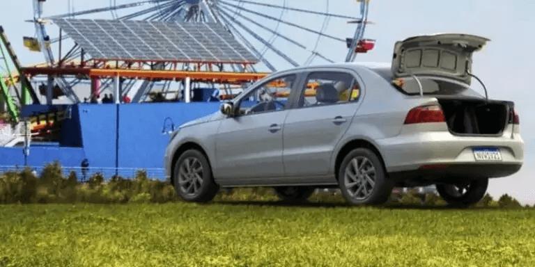 Volkswagen Voyage PCD