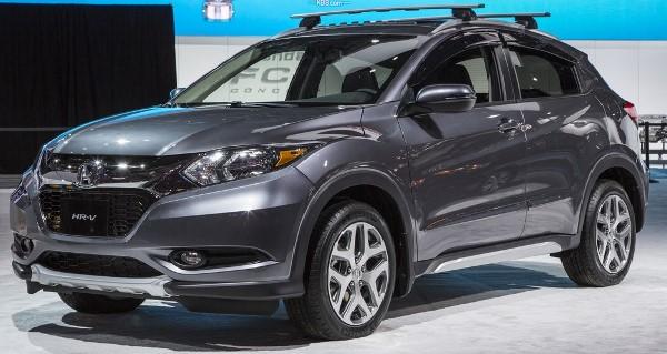 Honda HRV melhor suv 2016