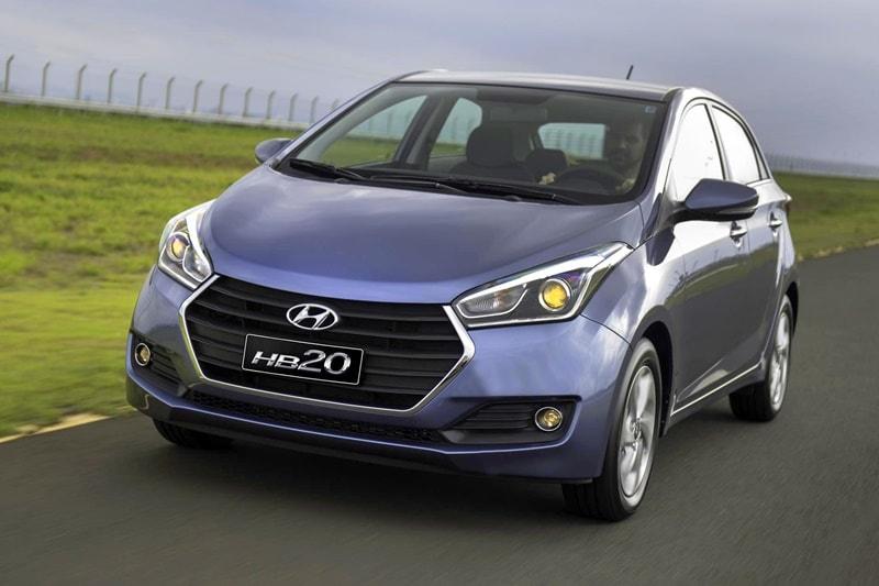 melhores carros até 45 mil - hyundai hb20