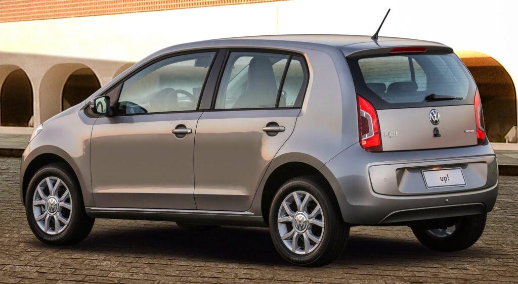 Novo Volkswagen Up Melhor Carro 1.0