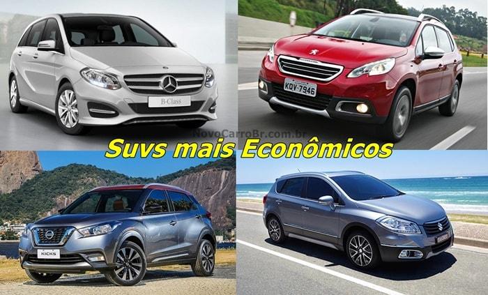SUV mais econômico