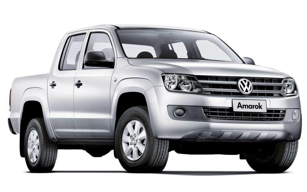 Volkswagen Amarok 2014 4x4 Picape mais barata